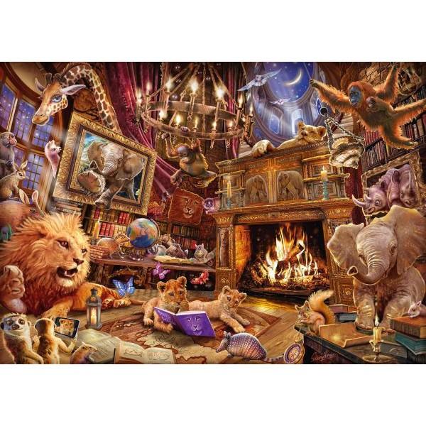 Puzzle Schmidt 1000 Steve Sundram: Story Mania