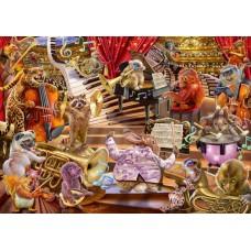 Puzzle Schmidt 1000 Steve Sundram: Music Mania
