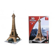 Puzzle Simba 3D - Tour Eiffel - 35 piese