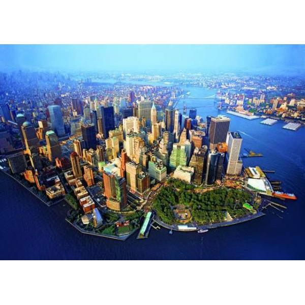 Puzzle Trefl - 1000 de piese - New York