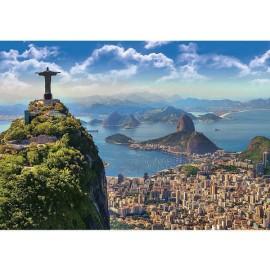 Puzzle Trefl - 1000 de piese - Rio de Janeiro