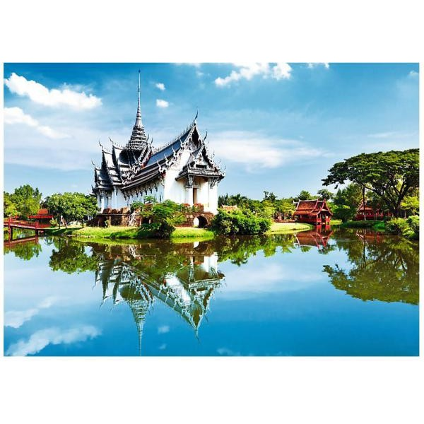 Puzzle Trefl - Sanphet Prasat Palace 1.000 piese (55052)