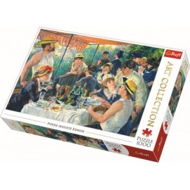 Puzzle Trefl - Auguste Renoir: Luncheon of the Boating Party 1.000 piese (10499)
