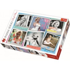 Puzzle Trefl - Collage - Marilyn Monroe 1.000 piese (10529)