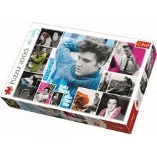 Puzzle Trefl - Elvis Presley 1.000 piese (10541)