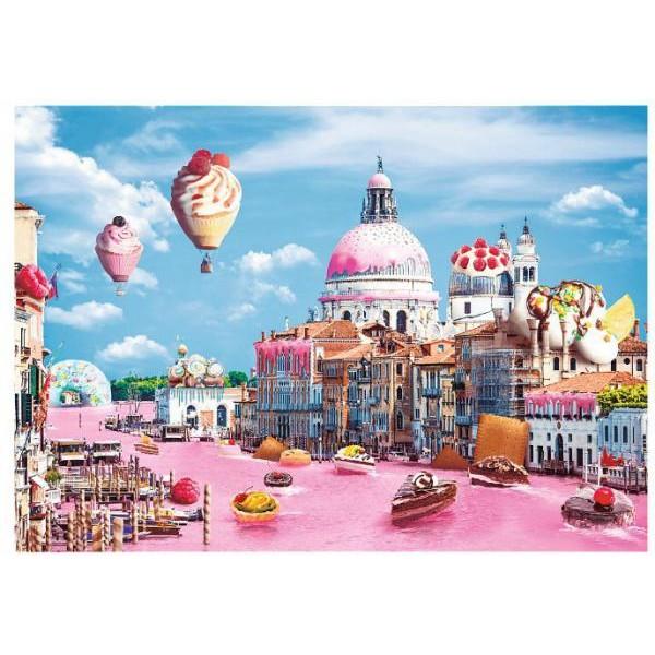 Puzzle Trefl 1000 Prajiturele la Venetia