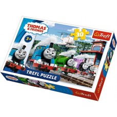 Puzzle Trefl - Thomas & Friends 30 piese (64804)