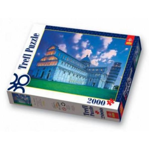 Puzzle Trefl 2000 Turnul din Pisa