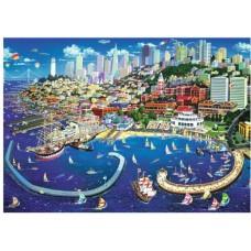 Puzzle Trefl - San Francisco Bay 2.000 piese (27107)