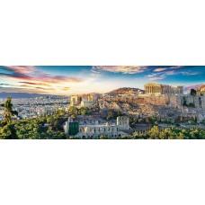 Puzzle panoramic Trefl - Acropolis Athens 500 piese (29503)