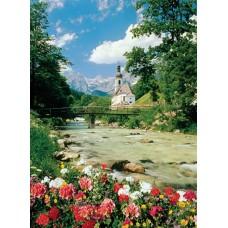 Puzzle Trefl - Ramsau Alpii Bavarezi 3.000 piese (33019)