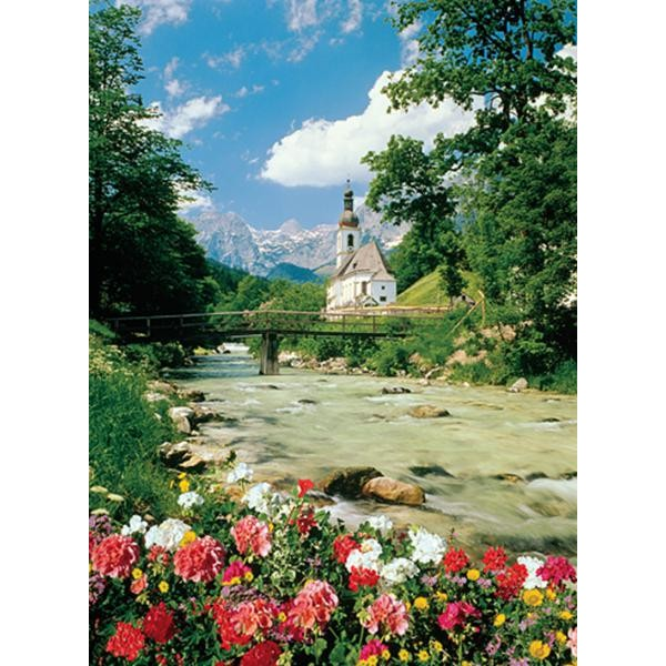 Puzzle Trefl - 3000 de piese - Ramsau, Germania
