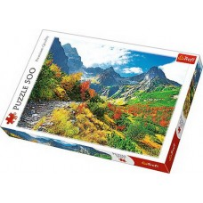 Puzzle Trefl - 500 de piese - Autumn Tatras