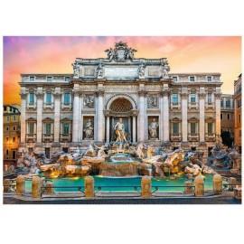 Puzzle Trefl - Fontanna di Trevi Roma 500 piese (61531)