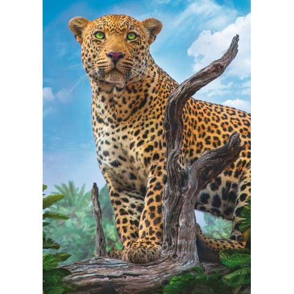 Puzzle Trefl - Leopard 500 piese (37332)