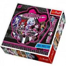 Puzzle contur Trefl - Monster High 350 piese (40813)