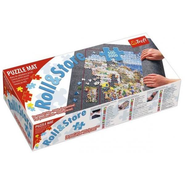 Rulou Trefl pentru puzzle de 500 - 3.000 Pieces